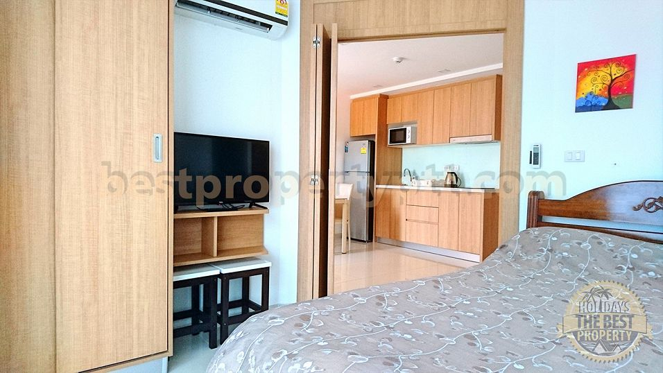 City Garden Pratumnak, 1 Bedroom condo
