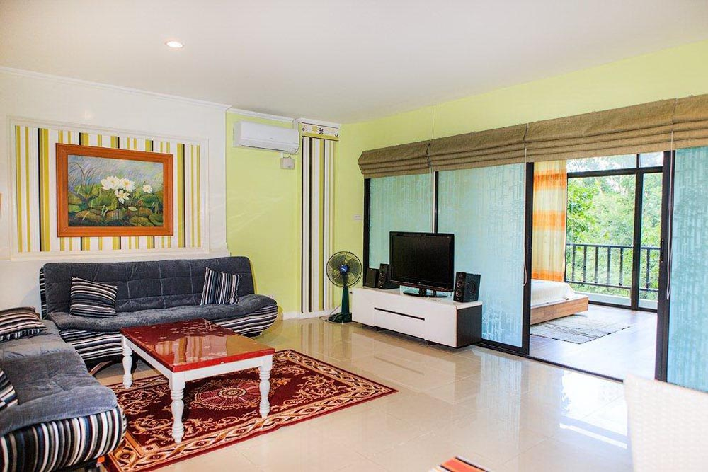 Wongamat Privacy Residence, 1 Bedroom Condo