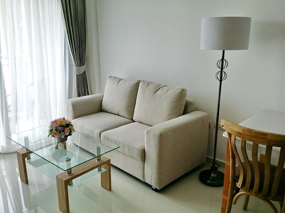 City Garden Tropicana, 1 Bedroom Condo with Amazing Sea View