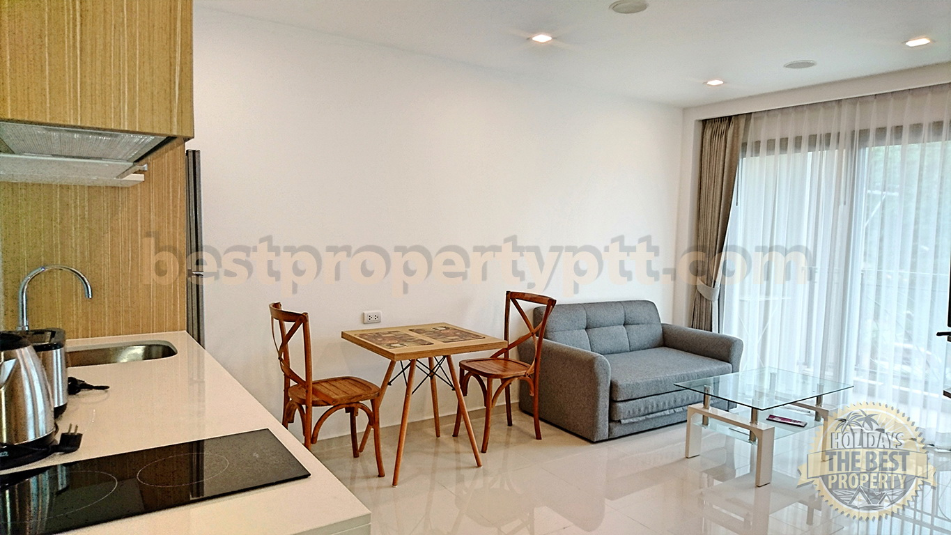 City Garden Tropicana, 1 Bedroom Condo in North Pattaya
