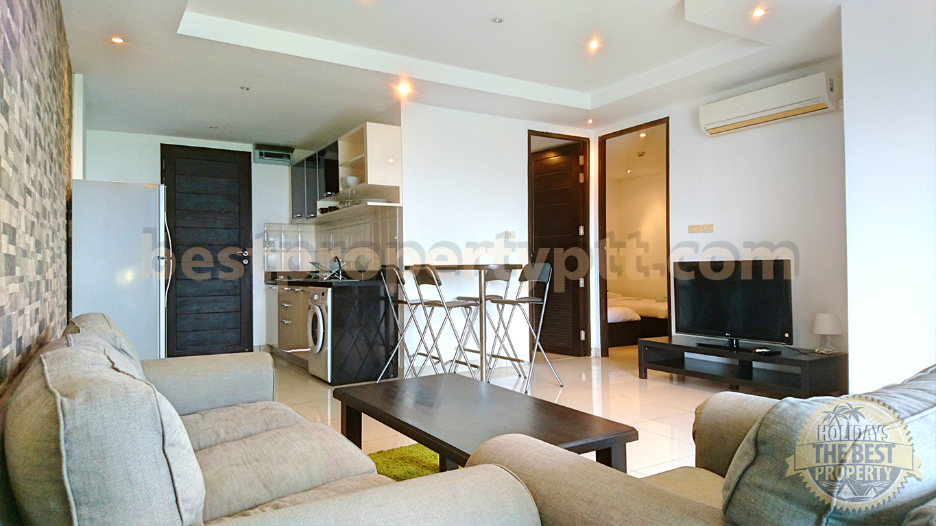 Wongamat Privacy, 2-Bedroom Apartment