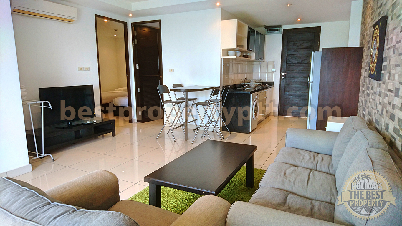 Wongamat Privacy Residence, 2 Bedroom Apartment