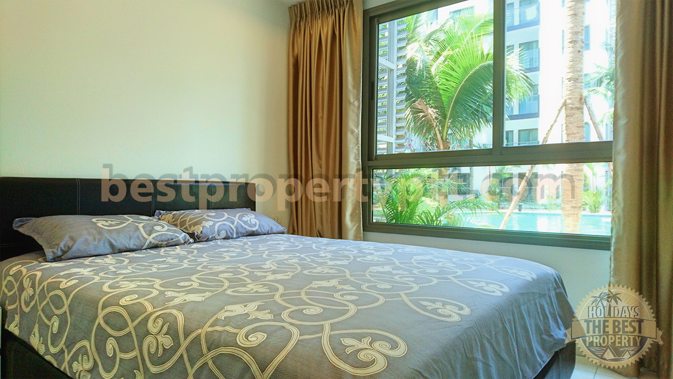 Arcadia Beach Resort, 1 Bedroom Condo with Pool access